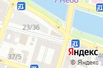 Схема проезда до компании Управление реализации энергии по г. Астрахани в Астрахани