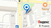 Компания АСТ тур на карте
