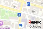 Схема проезда до компании ЧИТАЙ-ГОРОД в Астрахани
