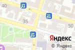Схема проезда до компании Клиника доктора Алтухова в Астрахани