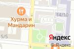 Схема проезда до компании Региональный информационный центр по Астраханской области в Астрахани