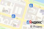 Схема проезда до компании Логика Красоты в Астрахани