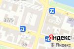 Схема проезда до компании Glance в Астрахани