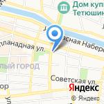 ЧИТАЙ ГОРОД на карте Астрахани