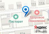 Стартлайн-АСТ на карте