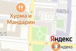Схема проезда до компании Агентство по делам молодежи Астраханской области в Астрахани