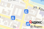 Схема проезда до компании Магия камней в Астрахани