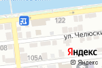Схема проезда до компании ЦПП-Юг в Астрахани