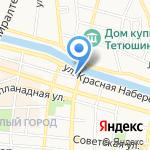 Аудит Бизнес Трейд на карте Астрахани