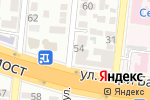 Схема проезда до компании Первый комиссионный магазин в Астрахани