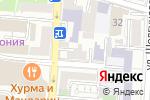 Схема проезда до компании АСТеплоСтройЮг в Астрахани