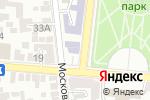 Схема проезда до компании Воскресная школа в Астрахани