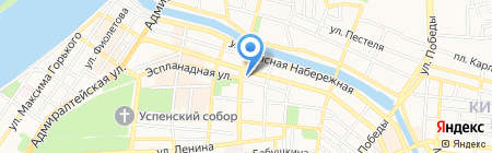 Церих Кэпитал Менеджмент на карте Астрахани