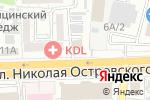Схема проезда до компании Росгосстрах, ПАО в Астрахани