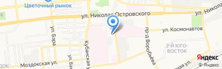 Спектр-Аудит на карте Астрахани