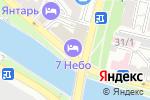 Схема проезда до компании ПервоЗдание в Астрахани