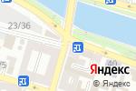 Схема проезда до компании Цветы Юлии в Астрахани