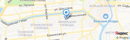 СПЕКТР PROFF на карте Астрахани