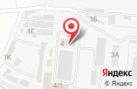 Схема проезда до компании КАМЛОК в Астрахани