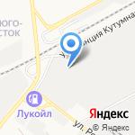КАМЛОК на карте Астрахани