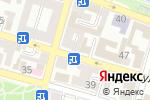 Схема проезда до компании Тренажерный зал в Астрахани