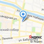 Союз художников России на карте Астрахани