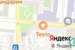Схема проезда до компании На Советской в Астрахани