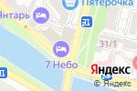Схема проезда до компании Астраханские деликатесы в Астрахани