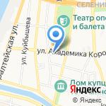 Астрахань Элит Колор на карте Астрахани