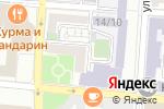Схема проезда до компании Артель в Астрахани