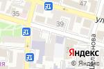 Схема проезда до компании Мастерская подарков в Астрахани