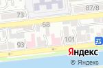 Схема проезда до компании Областной клинический противотуберкулезный диспансер в Астрахани