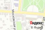 Схема проезда до компании Чай & Кофе в Астрахани