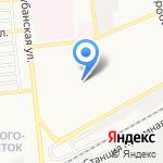 Гимназия №2 с дошкольным отделением на карте Астрахани