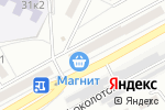Схема проезда до компании НОКС в Астрахани