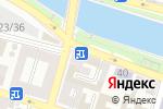 Схема проезда до компании Экселланс в Астрахани