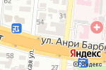 Схема проезда до компании ЭгоистКа в Астрахани