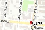 Схема проезда до компании Сжс Восток Лимитед в Астрахани