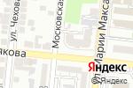 Схема проезда до компании Ла Феличе в Астрахани
