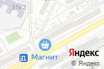 Схема проезда до компании Аленка в Астрахани
