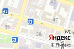 Схема проезда до компании Премьер-Тур в Астрахани