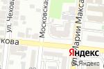 Схема проезда до компании БАМПЕР в Астрахани
