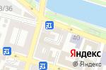Схема проезда до компании Компак в Астрахани