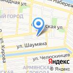 Территориальный орган Федеральной службы государственной статистики по Астраханской области на карте Астрахани