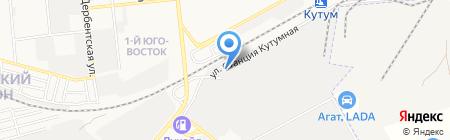 Единый оконный центр на карте Астрахани