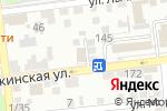 Схема проезда до компании Бакы в Астрахани