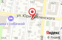 Схема проезда до компании Нефтехиммонтаж в Астрахани
