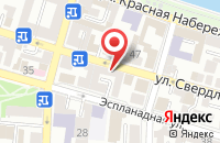 Схема проезда до компании Ниа в Астрахани