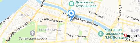 ФокусВидео.ру на карте Астрахани