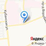Консультационная служба на карте Астрахани